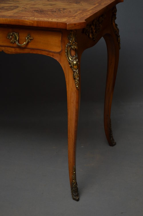 Antique Continental Occasional Table sn2777
