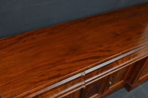 Antique Victorian Sideboard sn2760