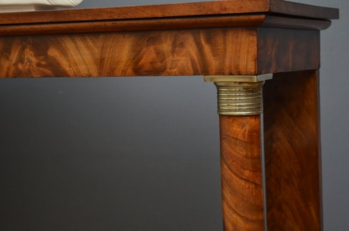 Antique Regency Console Table Sn2975