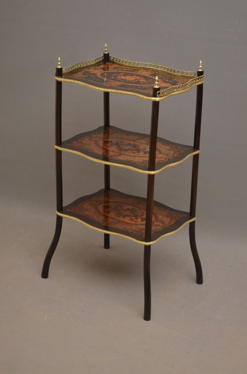 Attractive Etagere - 3 Tier Stand Sn3165