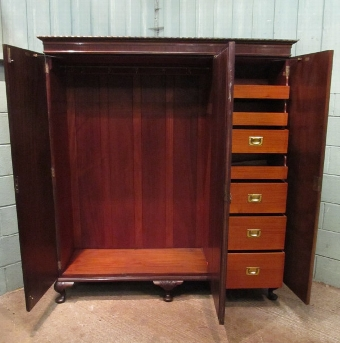 Antique Antique Edwardian Mahogany Bedroom Suite by Waring & Gillow c1910 w7420/17.6