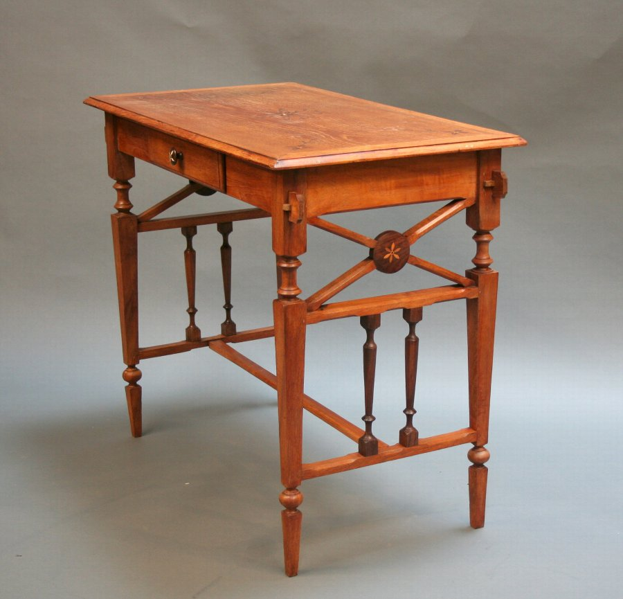 C19th Anglo- Colonial side table