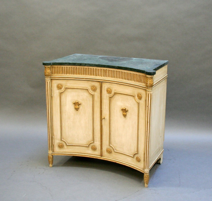 Italianate side cabinet