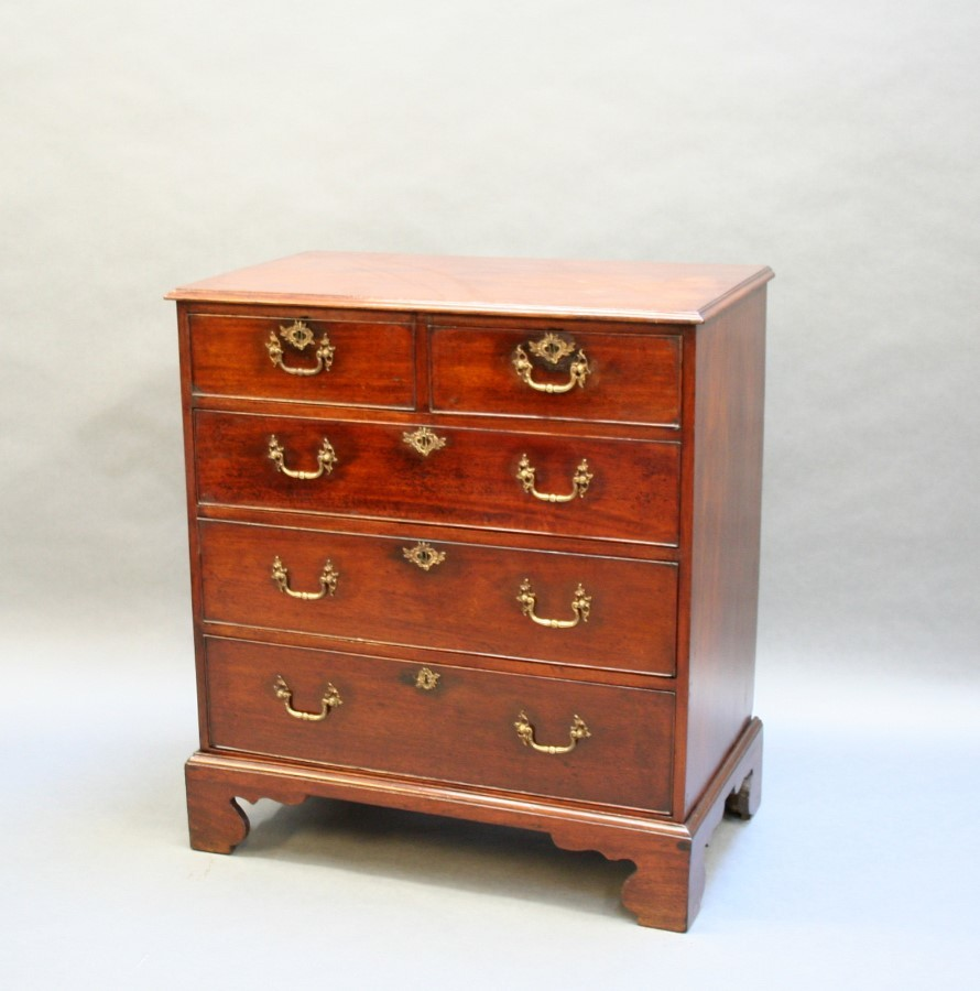 George 111 chest of drawers