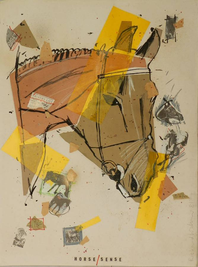 Horse Sense by Richard Walker 1981