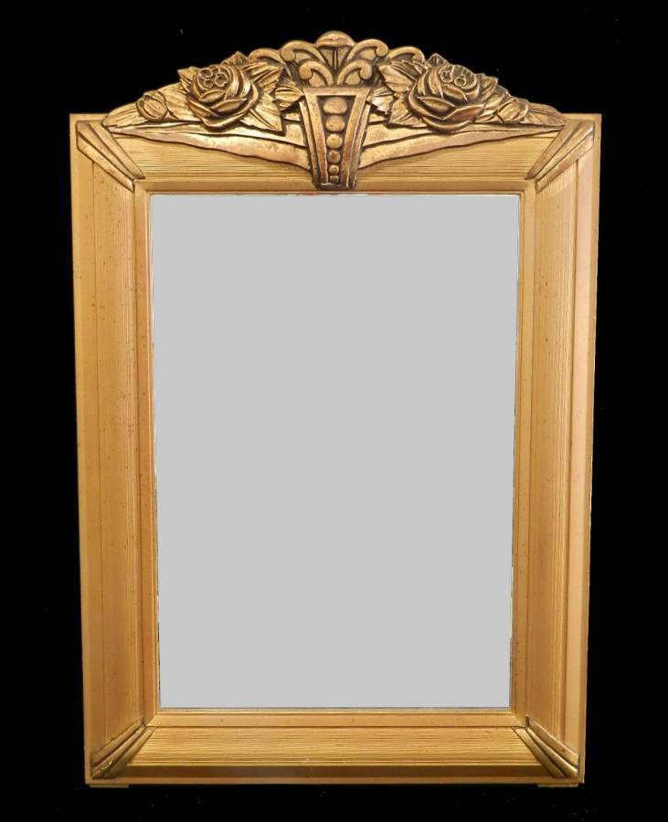 Original French Art Deco Mirror