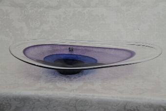 Antique Dartington Crystal Bowl