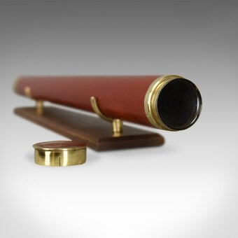 Antique Antique Telescope, Large, Single Draw Refractor, Cary London, Circa 1820