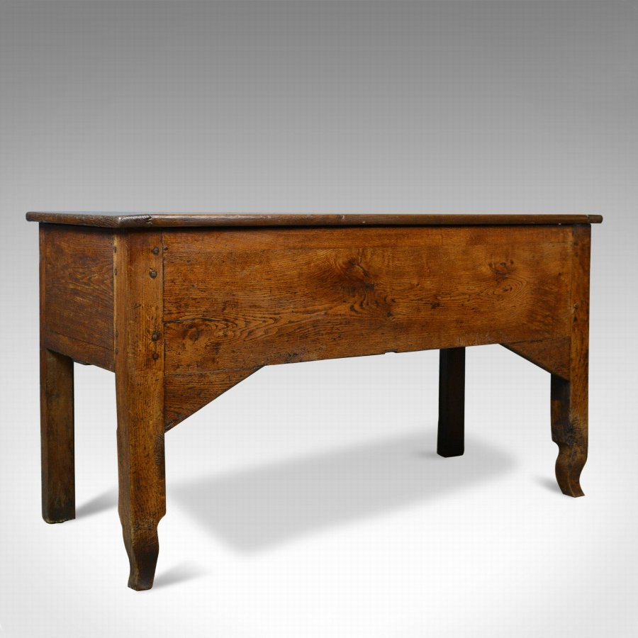 Antique Dough Bin, Large, French, Fruitwood, Proving Chest, Mid C19th Circa 1850