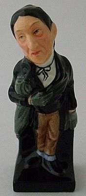 Antique Fantastic Royal Doulton Figure Of Stiggins (Charles Dickens Series)