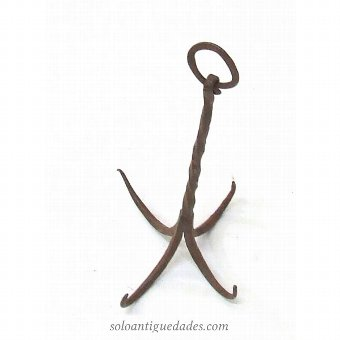 Antique Wrought iron Carraza