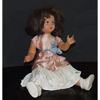 Antique Antigua Jointed Doll