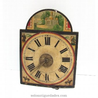 Antique Watch shoplifter type. Byzantine Architecture