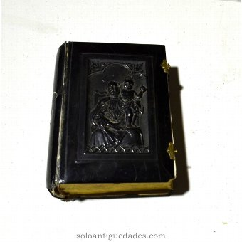 "Antique Prayer Book ""NEW Euchology ROMANO"""