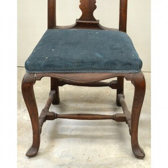 Antique Former Queen Anne style chair