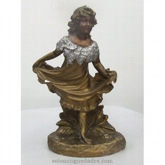 Antique Female sculpture