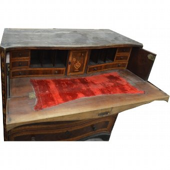 Antique Beautiful Elizabethan comfortable desktop