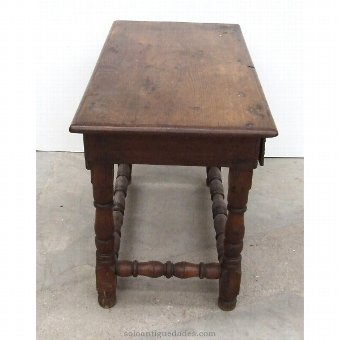 Antique Kitchen side table