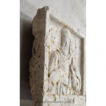 Antique Bible character Relief