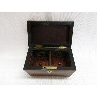 Antique Truncated collection box