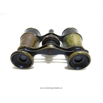 Antique Box or binoculars Binoculars
