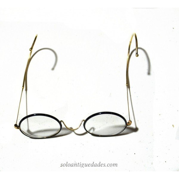 Antique Glasses from Buenos Aires, optics A.Guastavino.