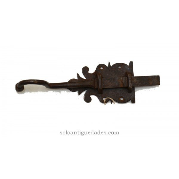 Antique Bolt with pin vertical action
