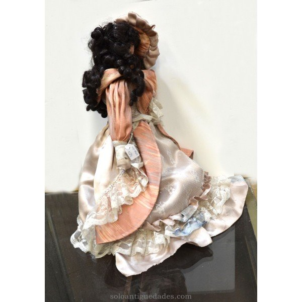 Antique Victorian Doll