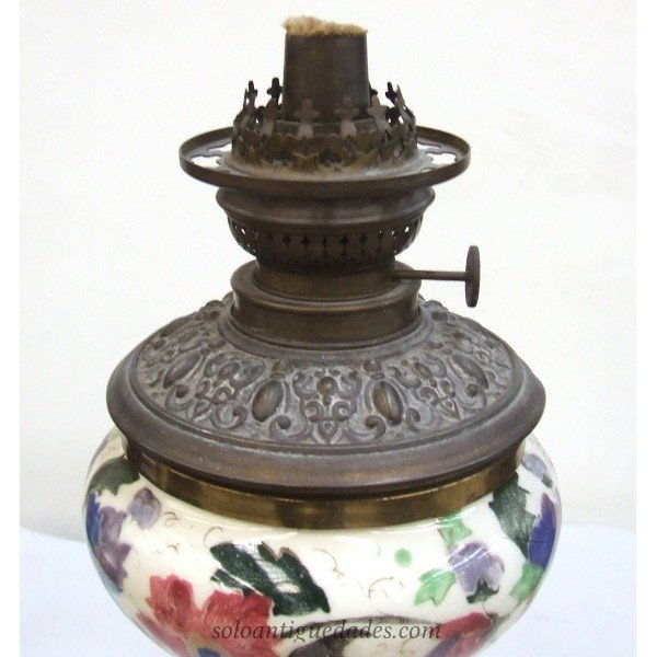 Antique Table lamp type lamp