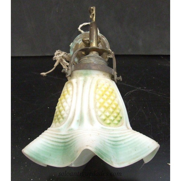 Antique Lamp wall sconce