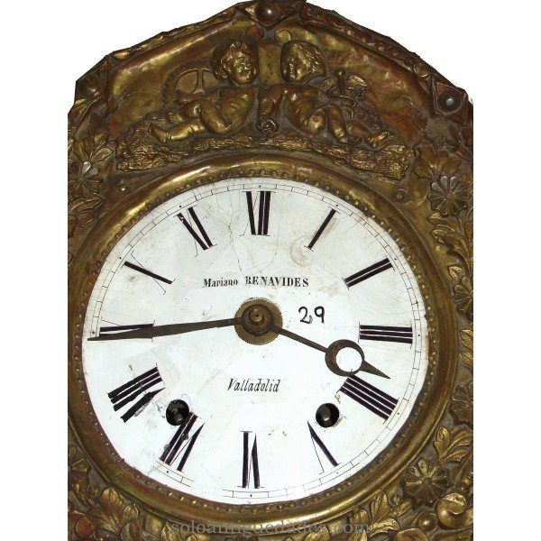 Antique Watch Type Morez. From Valladolid
