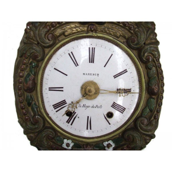 Antique Watch Type Morez. Merchant Maresco