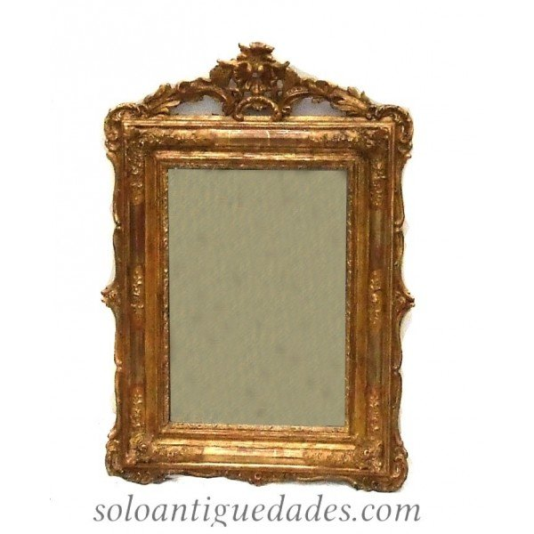 Antique Mirror style Regence / Louis XV early