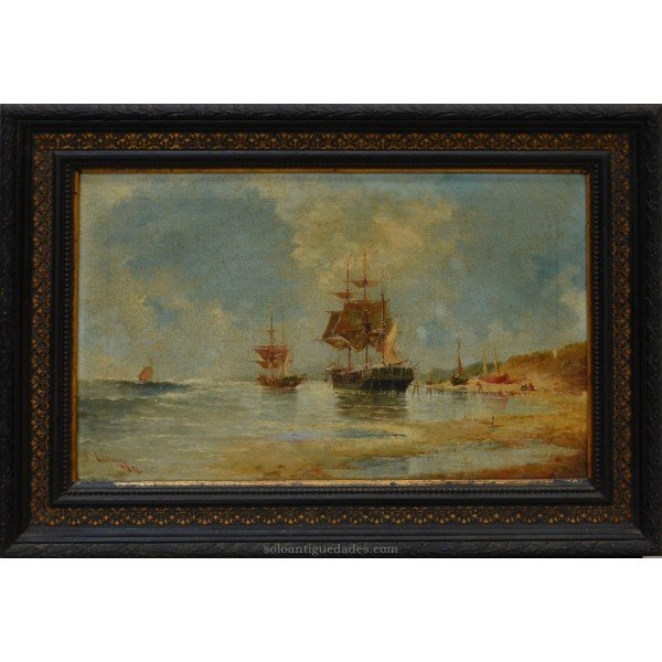 Antique Oil