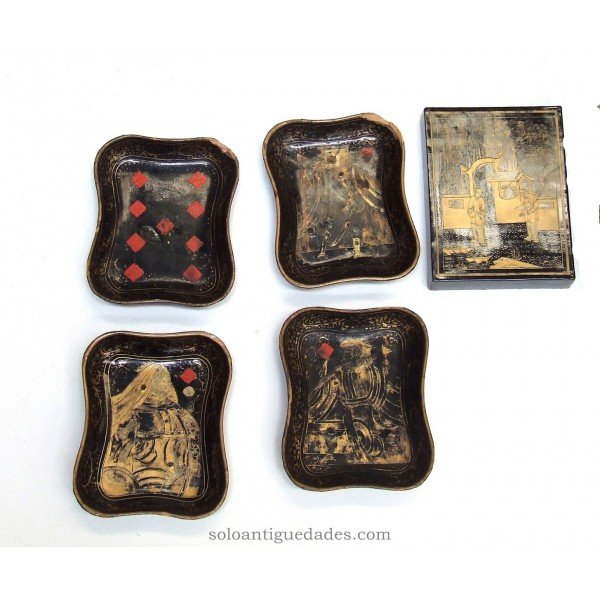 Antique Eastern Box Games