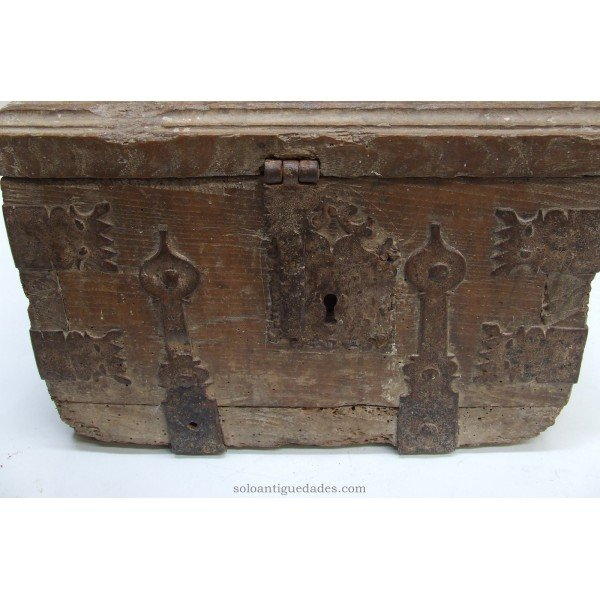 Antique Collection box dated XVIII century