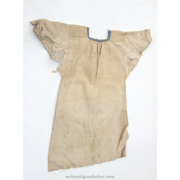 Antique Traditional short-sleeved shirt