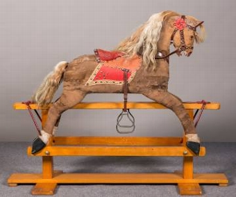 Antique Vintage Rocking horse