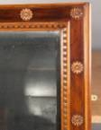 Antique 19th Century overmantle mirror