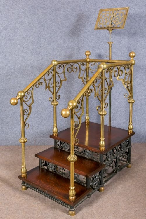 Antique Pulpit Lectern