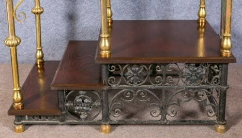 Antique Antique Pulpit Lectern
