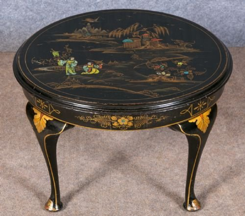 Small Chinoiserie Coffee Table