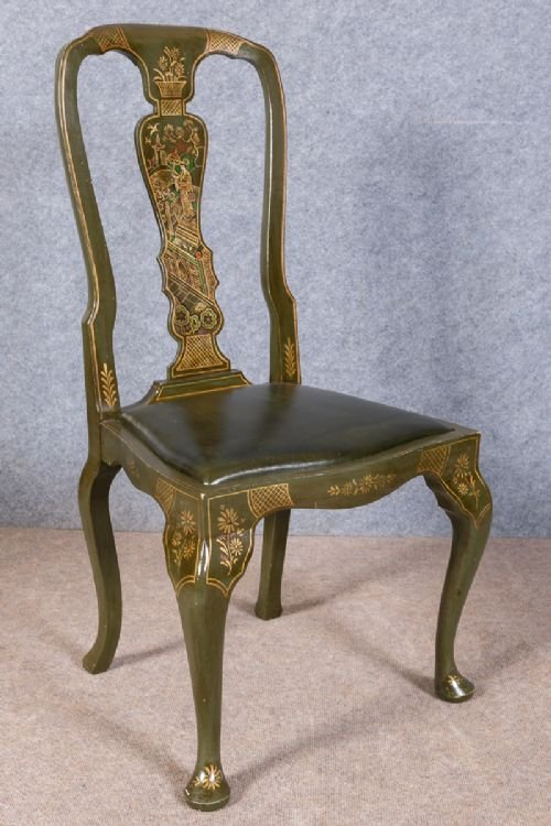 Antique Chinoiserie Chair