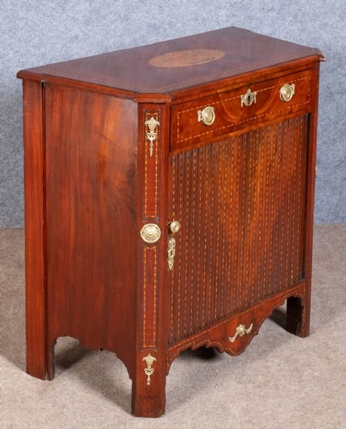Antique Dutch Side Cabinet