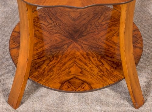Antique Art Deco Coffee Table