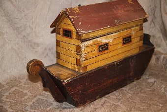Antique Noahs Ark 19thc,  Folk Art.