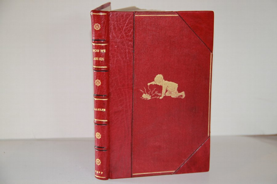Pooh Bear, Now we are six, Rare 1st edition