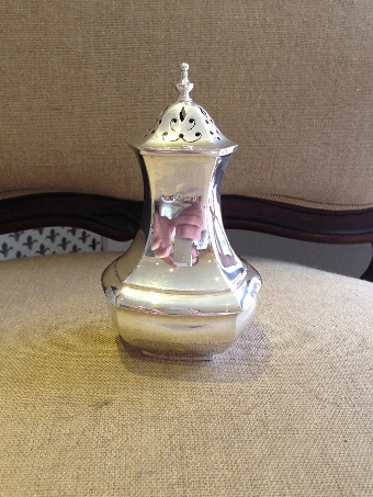 Antique Art Deco Sugar Caster