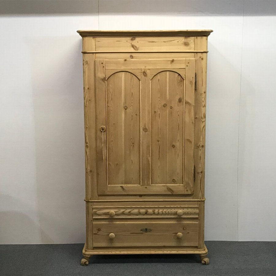 19th Century Danish Armoire