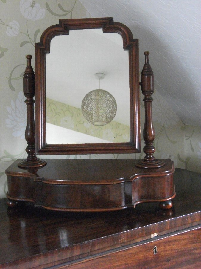 William IV Toilet Mirror